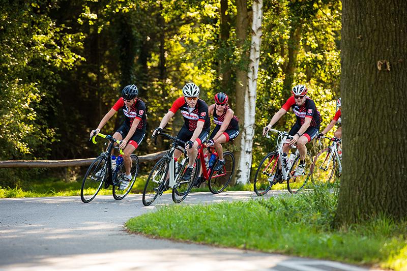 De Haaksbergse Toer- en Fietsclub: meer dan fietsen alleen